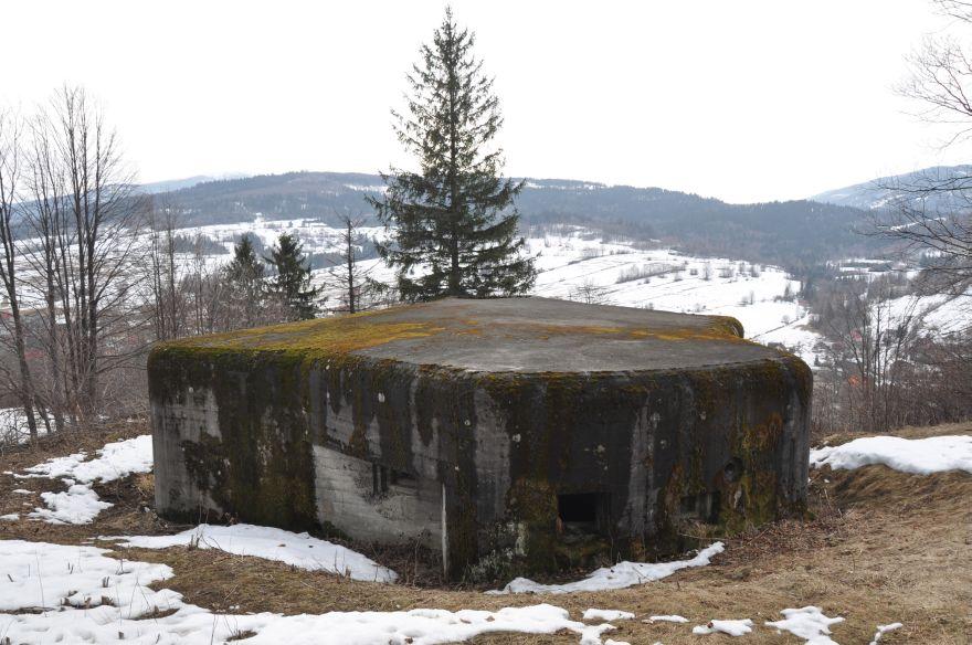 Trzy schrony bojowe z 1939 roku o nazwach Szyling (K1), Kustro (K2) i Boruta (K3) znajduj si na terenie wsi Krzyowa w gminie Jelenia.