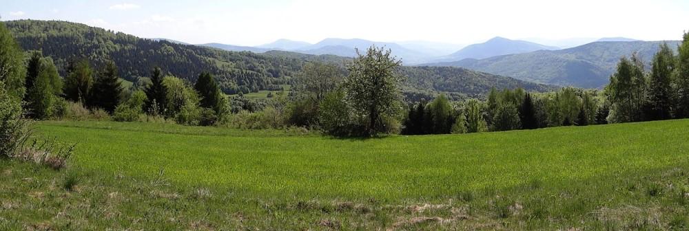 Jaworzyński Wierch - panorama_BM2