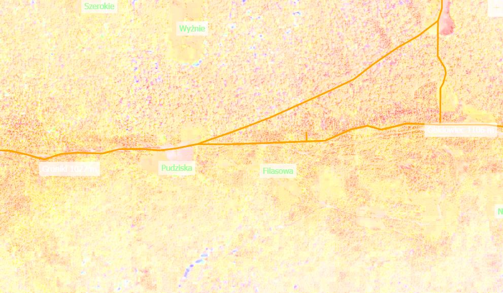 Przełęcz Pudziszka